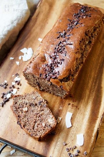 Rezept Glutenfreies Brot mit selbstgemachter Mandelbutter