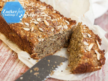 Rezept Glutenfreies Hanfbrot ohne Zucker