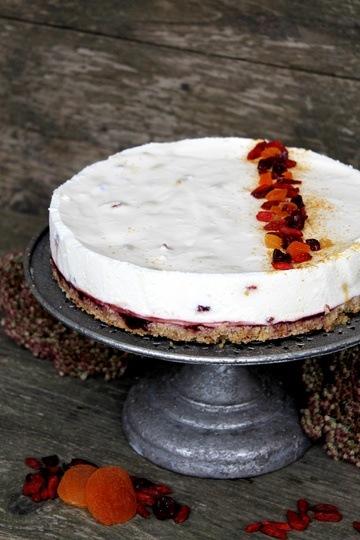 Rezept Glutenfreies Trockenobst-Vanille-Törtchen