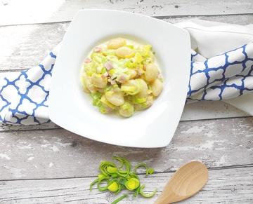 Rezept Gnocchi mit falscher Carbonara