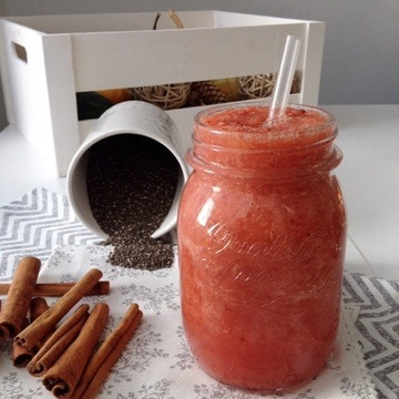 Rezept Granatapfel Smoothie