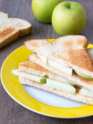 Rezept Granny Smith Sandwich