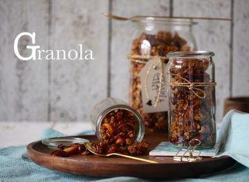 Rezept Granola Basisrezept