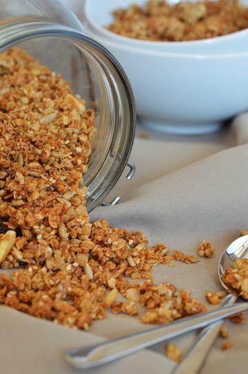 Rezept Granola-Müsli