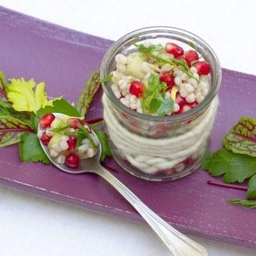 Rezept Graupen-Granatapfel-Salat