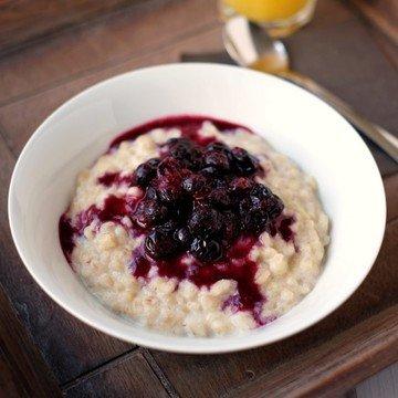 Rezept Graupen-Porridge