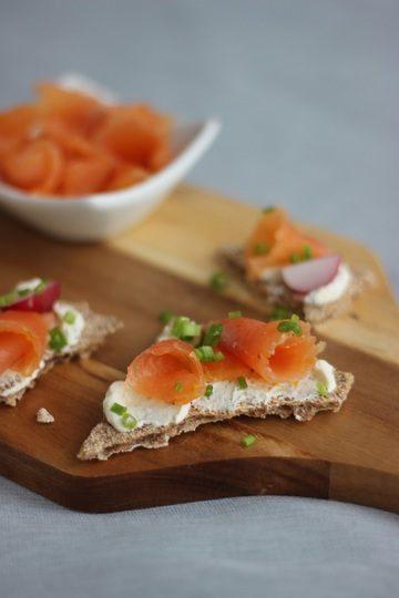 Rezept Graved Lachs – selbstgebeizter Lachs mit Blutorange und Wodka