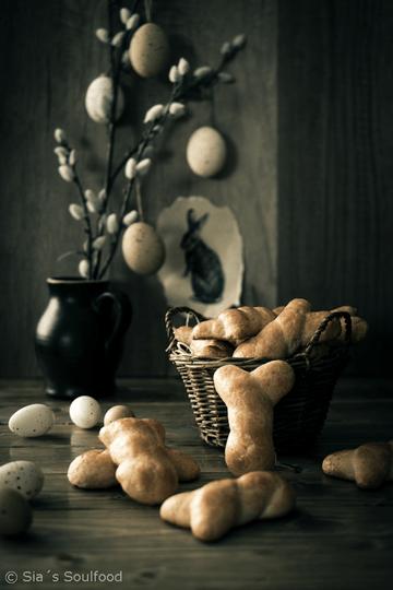 Rezept Griechisches Ostergebäck - Koulourakia