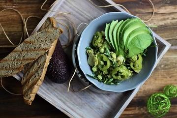 Rezept Grüner Superfood-Salat