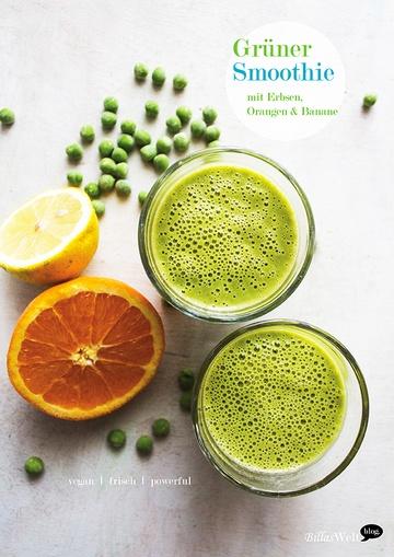 Rezept Grüner wird's nicht! (Smoothies und anderes grünes Zeug)