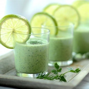 Rezept Grünes Ayran