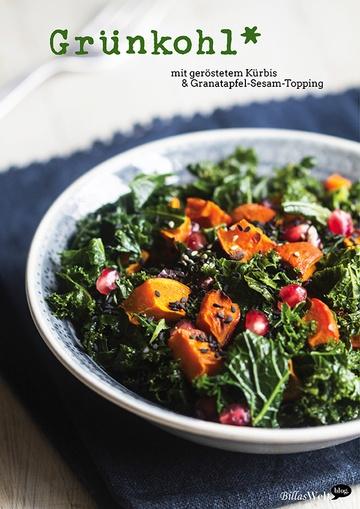Rezept Grünkohl… für die Gemüseexpedition