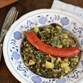 Rezept Grünkohleintopf - herzhafte Winterküche