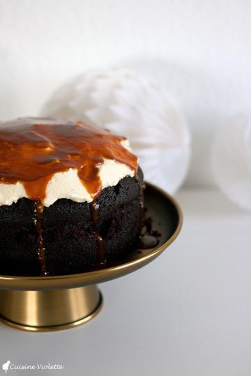 Rezept Guiness Cake