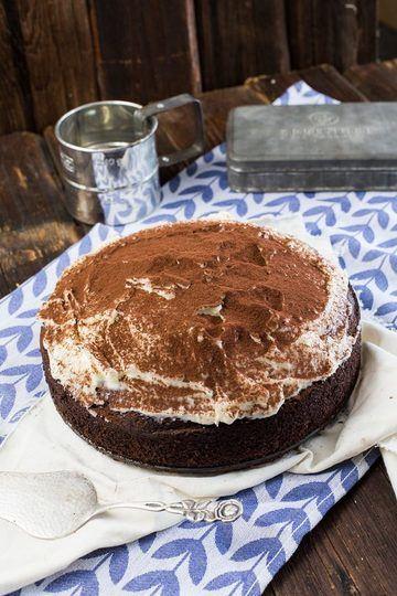 Rezept Guinness Schokoladen Kuchen Rezept
