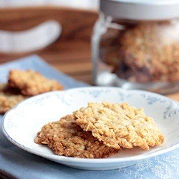 Rezept Haferflocken-Kokos-Kekse