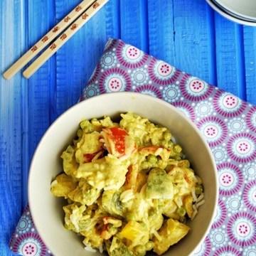 Rezept Hähnchen Curry