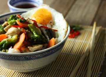 Rezept Hähnchen Thai Art