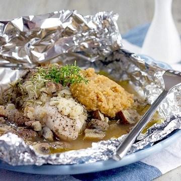 Rezept Hähnchenbrust in der Folie à la Jamie Oliver