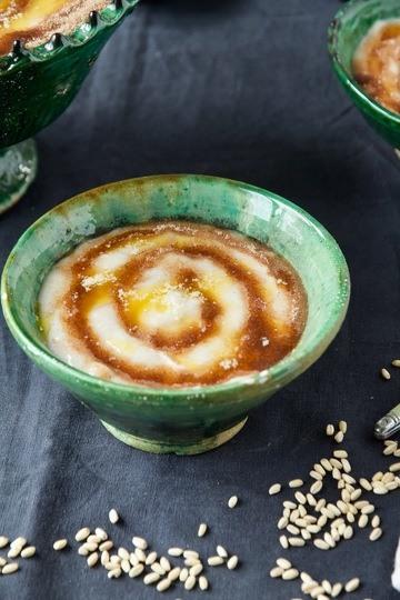 Rezept Haleem-e Gandom ba Morgh - Weizen-Porridge mit Hühnerfleisch