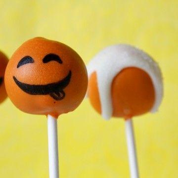 Rezept Halloween Cake Pops und Cake Bites!