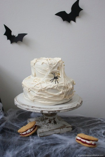 Rezept Halloween Torte