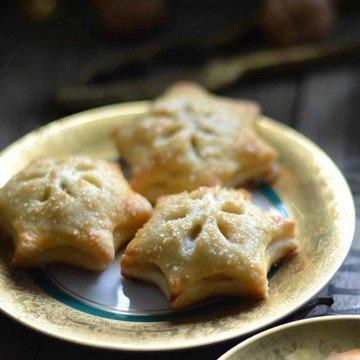 Rezept Hand Pies mit Bratapfelfüllung