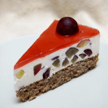 Rezept Haselnuss-Trauben-Törtchen