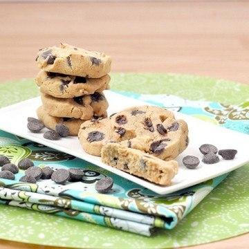 Rezept Haselnussbutter Kekse