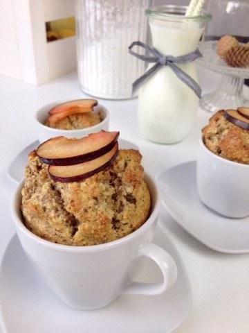 Rezept Haselnusskuchen leicht gemacht