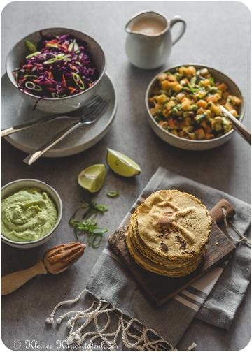 Rezept Hausgemachte Maistortillas