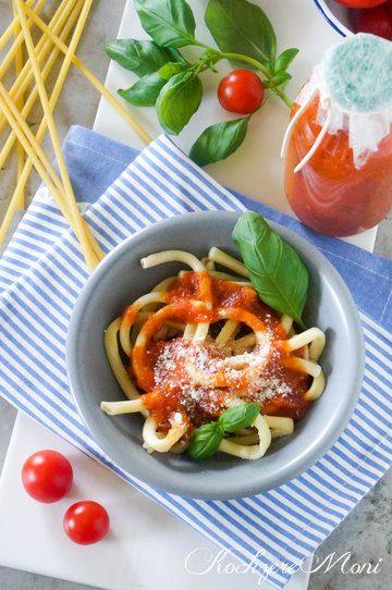 Rezept Hausgemachte Tomatensoße