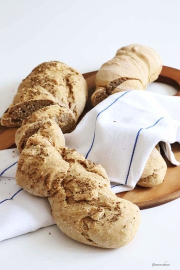 Rezept Hausgemachtes Grillbrot