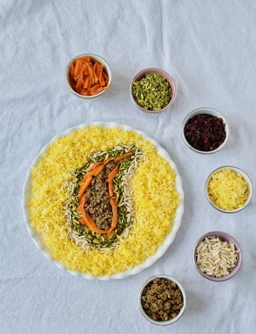 Rezept Havij Polo - Persischer Karotten-Reis