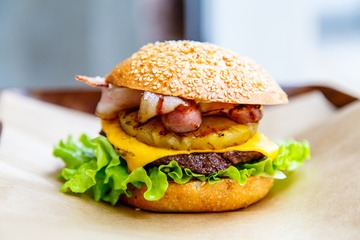 Rezept Hawaii-Burger