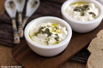 Rezept Haydari ~ Joghurt-Käse-Creme