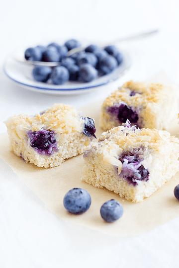 Rezept Heidelbeer-Buttermilchkuchen
