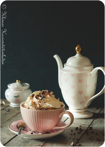 Rezept Heiße Schokolade mit Espresso