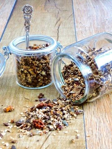 Rezept Herbst-Knuspermüsli