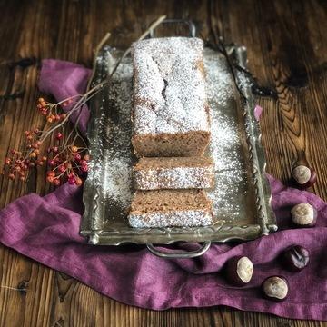 Rezept HERBSTLICHER MARRONI CAKE – FEUCHT UND FLUFFIG