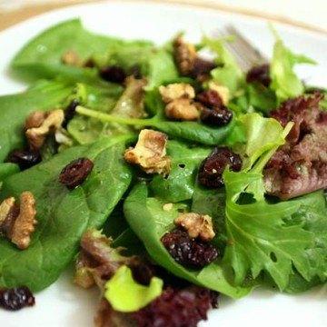 Rezept Herbstsalat