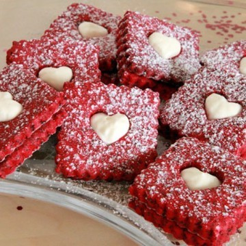 Rezept Herzchen-Kekse