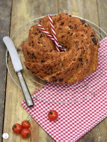 Rezept Herzhafter Speckkranz-Kuchen