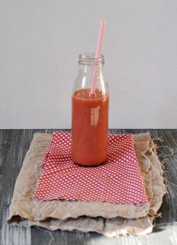 Rezept Himbeer-Aprikosensmoothie