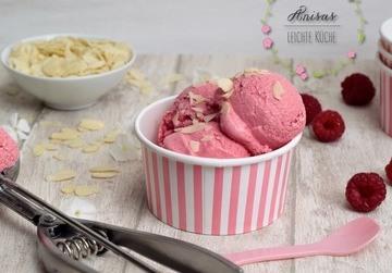 Rezept Himbeer Frozen Yogurt