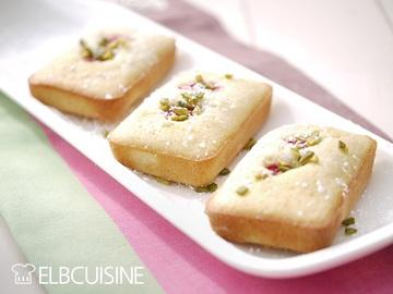 Rezept Himmlische Minikuchen – die Himbeer-Friands à la Jeanny