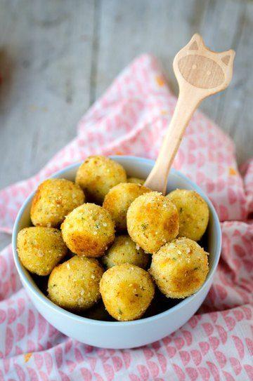 Rezept Hirse-Kartoffel-Bällchen