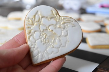 Rezept Hochzeit Cookies