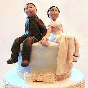 Rezept Hochzeitstorte mit SugarVeil