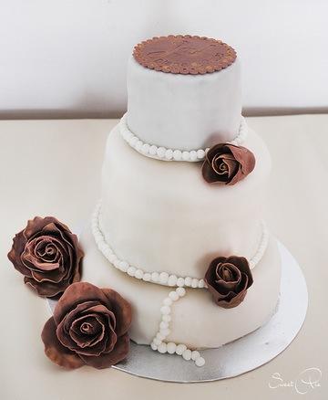 Rezept Hochzeitstorte